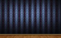 Blue vintage wall pattern wallpaper 1920x1080 jpg