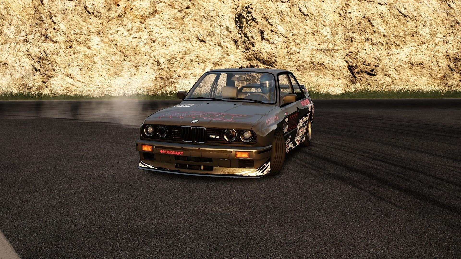 bmw m3 drifting wallpaper digital art wallpapers 36649