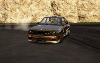 BMW M3 drifting wallpaper 2560x1440 jpg