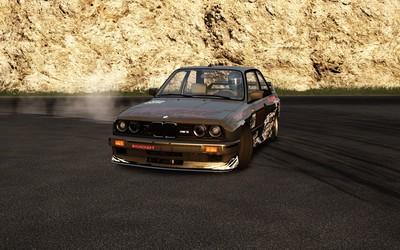 BMW M3 drifting wallpaper