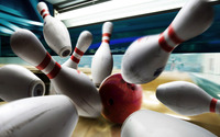 Bowling strike wallpaper 1920x1080 jpg