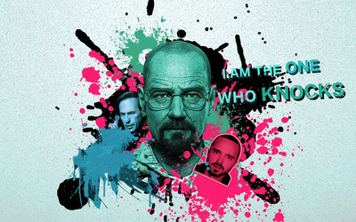 Breaking Bad artwork wallpaper