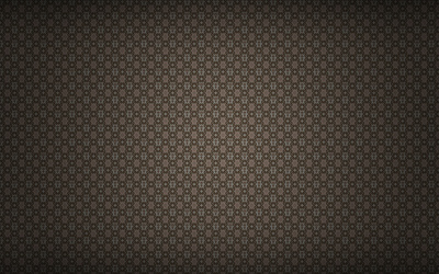 Brown vintage pattern Wallpaper