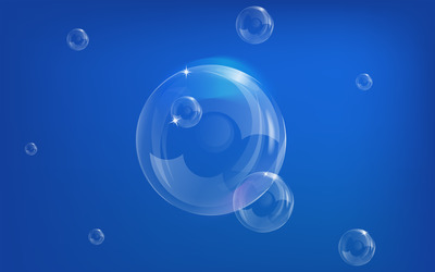 Bubbles [11] wallpaper