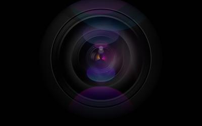 Camera lens [3] Wallpaper