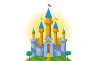 Castle [10] wallpaper 2880x1800 jpg
