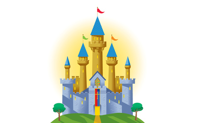 Castle [10] wallpaper