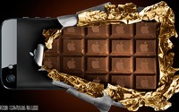 Chocolate iPhone 5 wallpaper 1920x1080 jpg