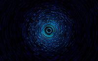 Circular abyss wallpaper 2560x1440 jpg