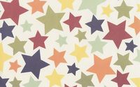 Colorful stars wallpaper 2560x1600 jpg