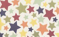 Colorful stars wallpaper 2560x1600 jpg