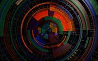 Colorful wheel wallpaper 2560x1440 jpg