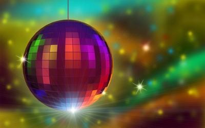 Disco ball Wallpaper
