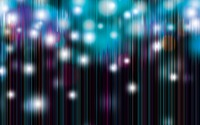 Disco lights on a colorful wall wallpaper 3840x2160 jpg