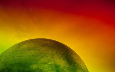 Dome wallpaper