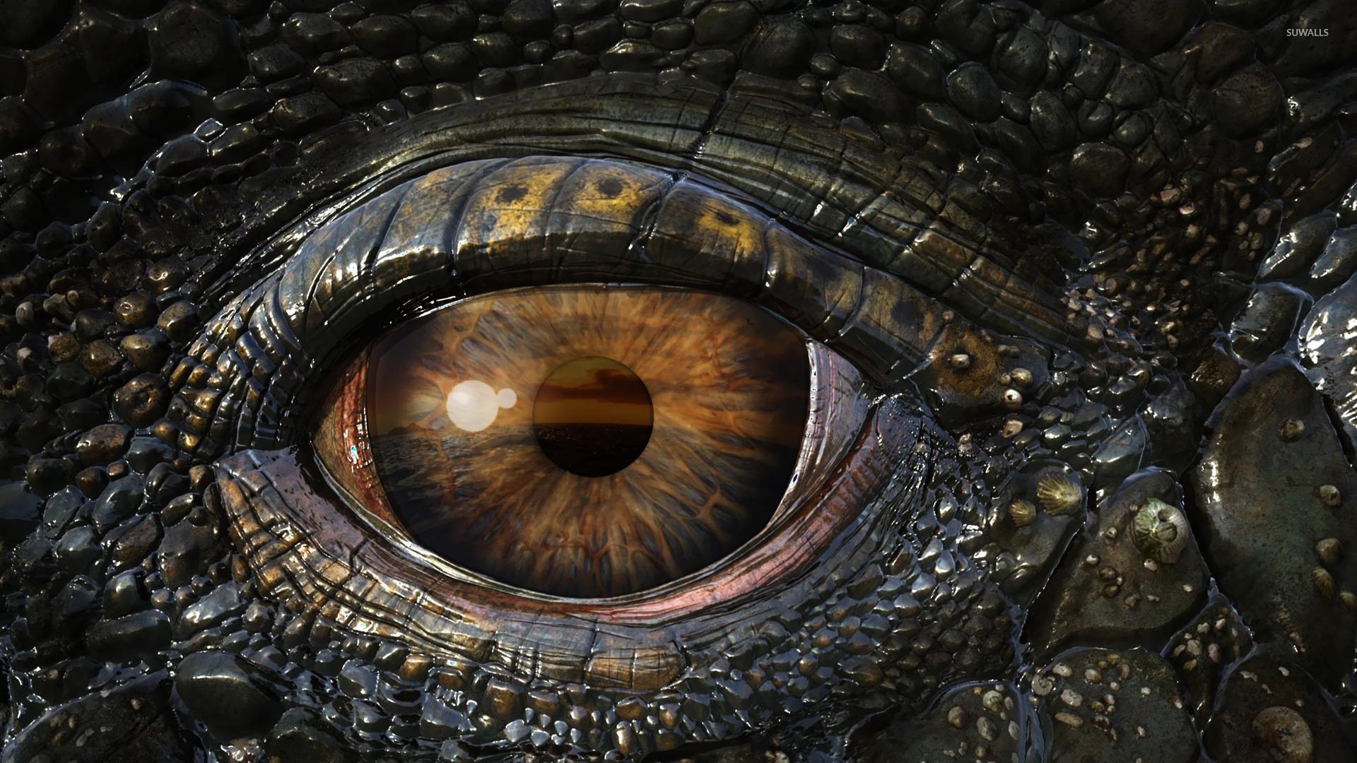 Dragons Eye Wallpaper