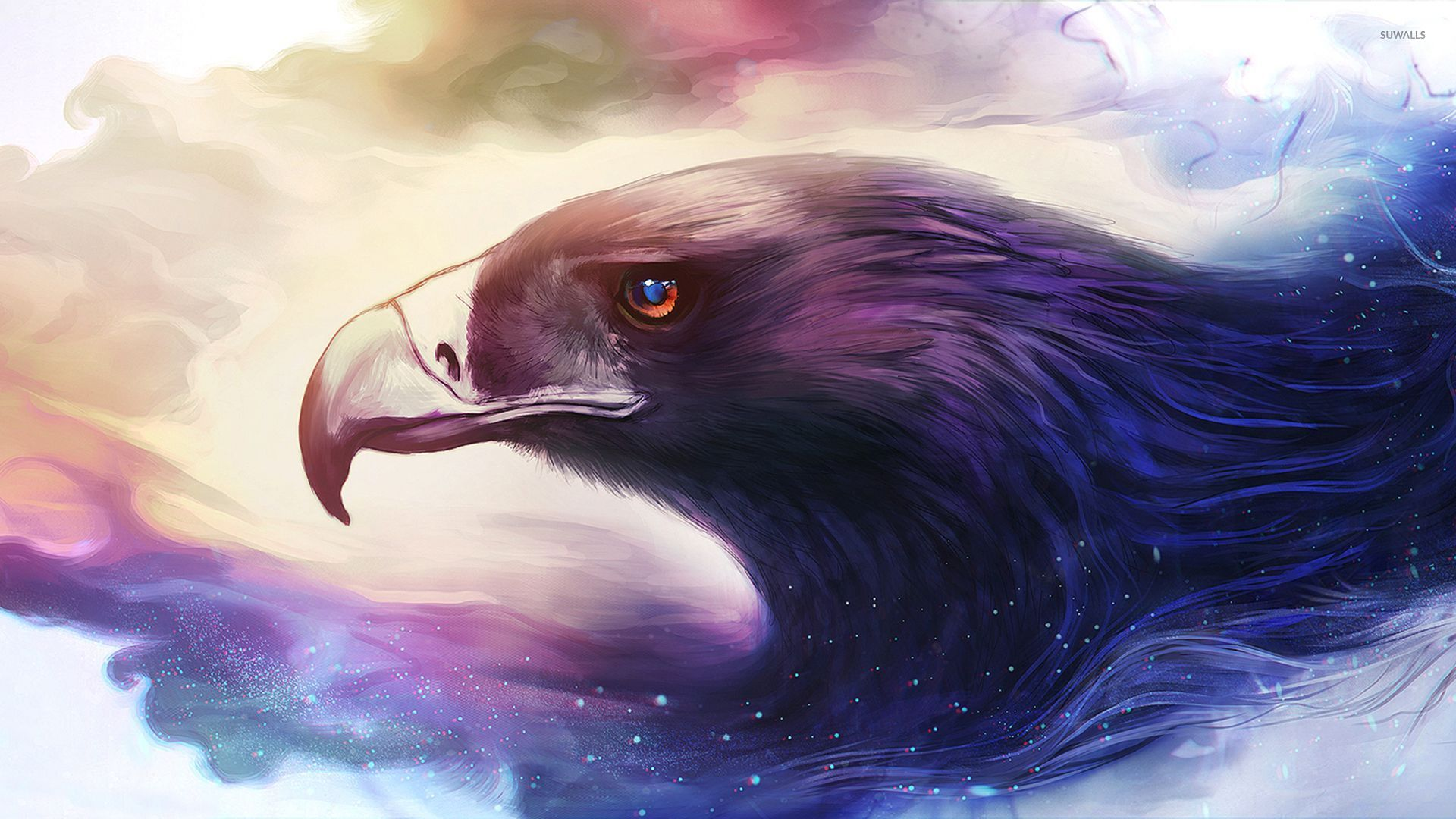 Eagle [6] wallpaper - Digital Art wallpapers - #46699