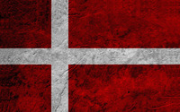Flag of Denmark wallpaper 1920x1200 jpg