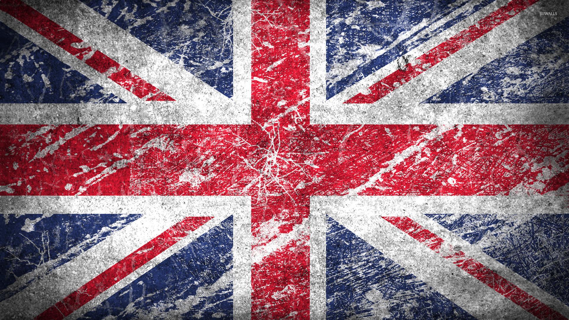 flag of england wallpaper - digital art wallpapers - #45794