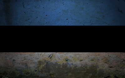 Flag of Estonia wallpaper