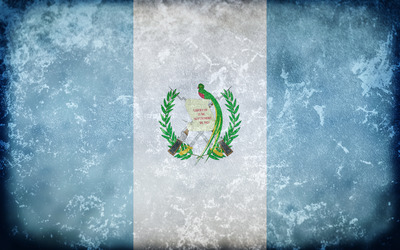 Flag of Guatemala wallpaper