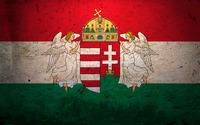 Flag of Hungary wallpaper 2560x1600 jpg