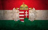 Flag of Hungary wallpaper 2560x1600 jpg