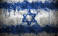Flag of Israel [2] wallpaper 1920x1080 jpg