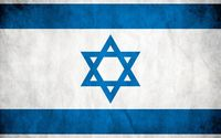 Flag of Israel wallpaper 1920x1200 jpg