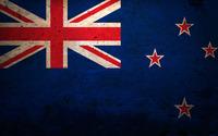 Flag of New Zealand [2] wallpaper 2560x1600 jpg