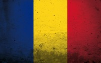 Flag of Romania wallpaper 2560x1600 jpg