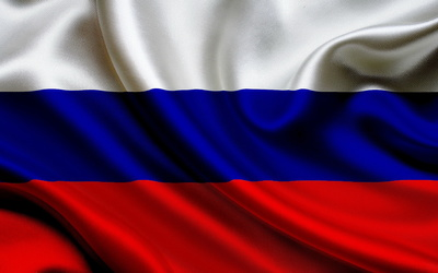 Flag of Russia wallpaper
