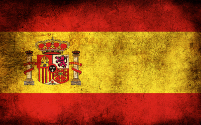 Flag of Spain wallpaper
