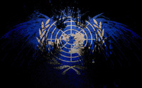 Flag of United Nations wallpaper 1920x1200 jpg