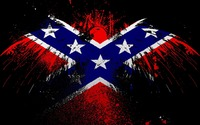Flags of the Confederate States of America wallpaper 1920x1200 jpg