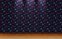 Floral wall pattern wallpaper 1920x1200 jpg