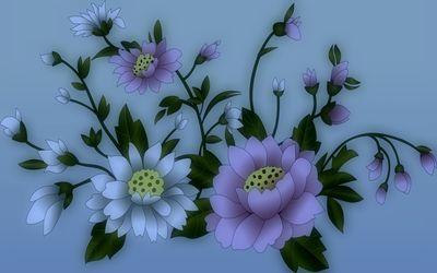 Flowers [33] wallpaper
