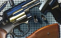 Guns and ammo wallpaper 2560x1600 jpg