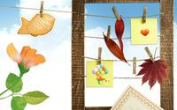 Hanging pictures [2] wallpaper 1920x1200 jpg