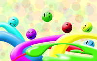 Happy balls wallpaper 2880x1800 jpg