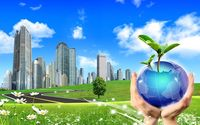 Holding the planet in our hands wallpaper 1920x1080 jpg