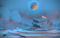 Howling wolf wallpaper 2560x1440 jpg