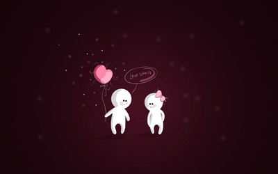 I love you [4] wallpaper