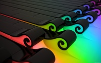 Interesting piano keyboard wallpaper 2560x1600 jpg