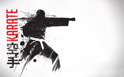Karate wallpaper