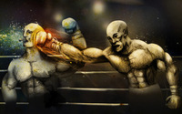 Knock Out wallpaper 1920x1200 jpg