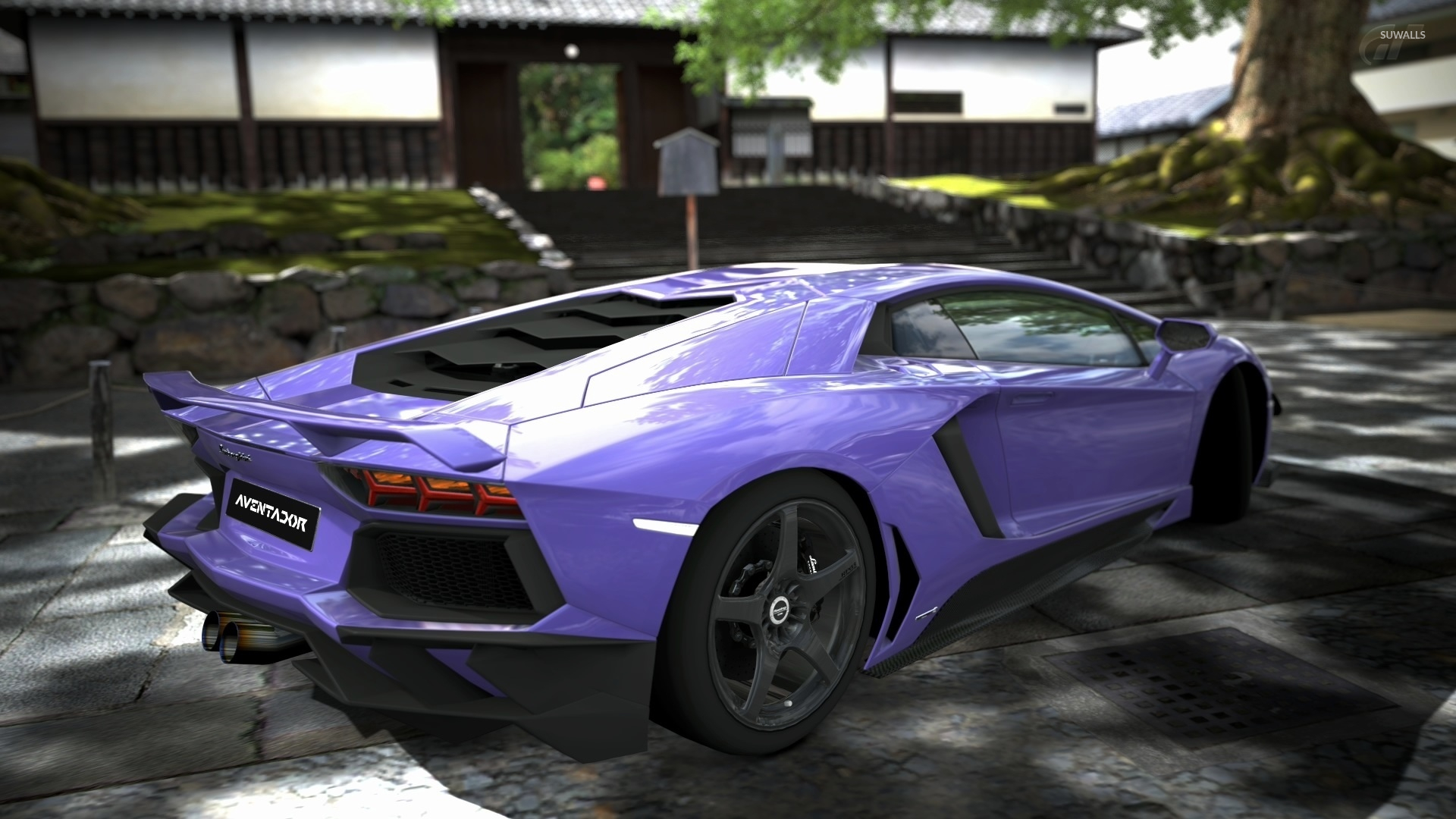 Lamborghini Aventador 13 Wallpaper Digital Art Wallpapers 40589