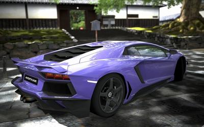 Lamborghini Aventador [13] wallpaper