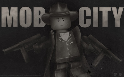 Mob city wallpaper