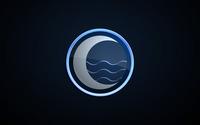 Moon logo wallpaper 1920x1200 jpg
